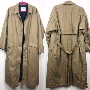 Vintage Christian Dior Le Connaisseur Trench Coat